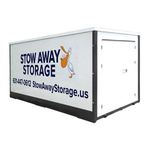 Stow Away Storage 8'×16' Container